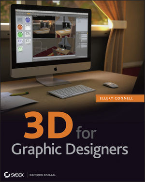 3D for Graphic Designers (1118147936) cover image