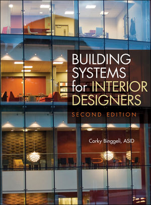 Building Systems for Interior Designers, 2nd Edition (1118152336) cover image