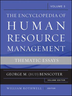 Human resources essays