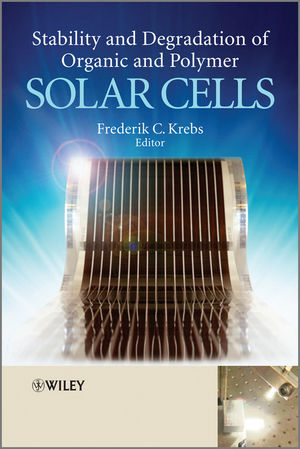 Stability and Degradation of Organic and Polymer Solar Cells (1118312236) cover image