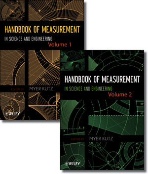 Handbook of Measurement in Science and Engineering, Two Volume Set (1118384636) cover image