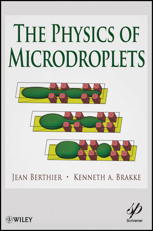 The Physics of Microdroplets (1118401336) cover image