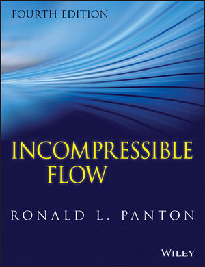 Incompressible Flow, 4th Edition (1118415736) cover image