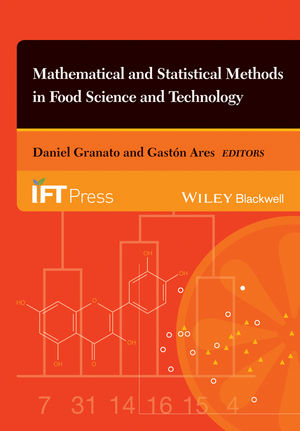 Mathematical and Statistical Methods in Food Science and Technology (1118434536) cover image