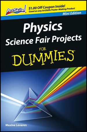 science fair projects for dummies Science fair projects can range from the simplest experiment to a complex project  that involves experimentation, observation, and advanced mathematical.
