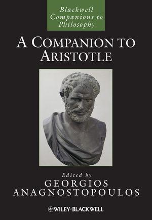A Companion to Aristotle (1118610636) cover image