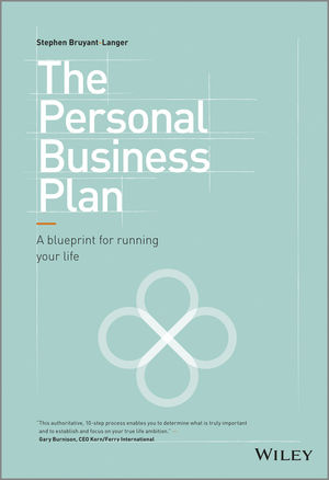 Book Cover Image for The Personal Business Plan: A Blueprint for Running Your Life