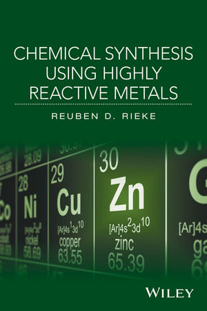 Chemical Synthesis Using Highly Reactive Metals (1118929136) cover image