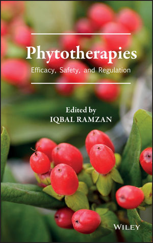 Phytotherapies: Efficacy, Safety, and Regulation (1119006236) cover image