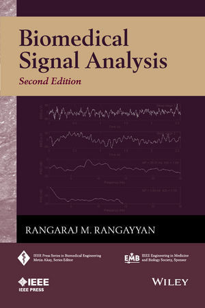 Biomedical Signal Analysis, 2nd Edition (1119067936) cover image