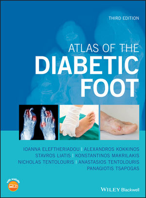 Atlas of the Diabetic Foot, 3rd Edition