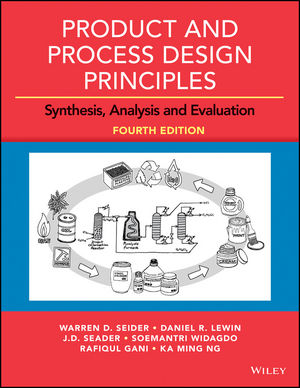 download ebook for free analysis synthesis and design of chemical processes.&quot