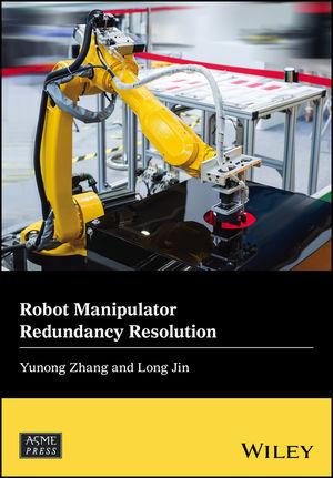 Robot Manipulator Redundancy Resolution (1119381436) cover image