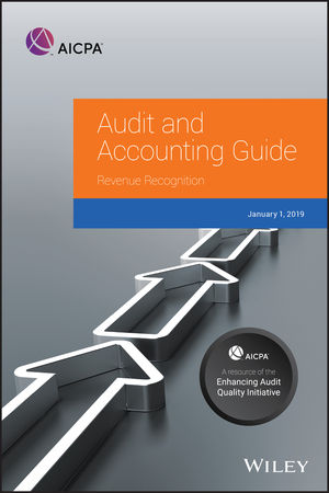 Audit and Accounting Guide: Revenue Recognition 2019