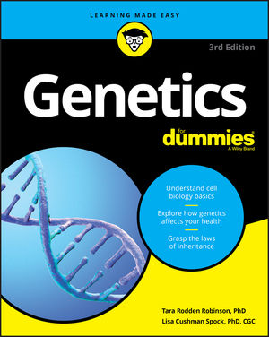 Genetics For Dummies, 3rd Edition