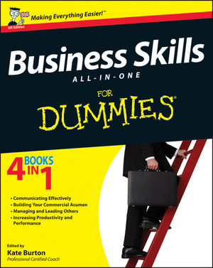 Business Skills All-in-One For Dummies, UK Edition