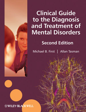 Clinical Guide to the Diagnosis and Treatment of Mental Disorders, 2nd Edition (1119964636) cover image