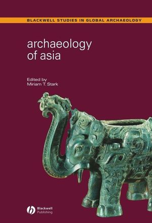 Archaeology of Asia (1405102136) cover image