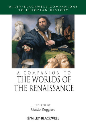 A Companion to the Worlds of the Renaissance (1405157836) cover image