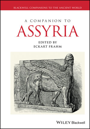 A Companion to Assyria (1444335936) cover image