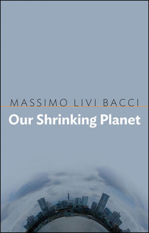 Our Shrinking Planet (1509515836) cover image