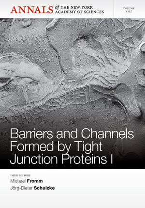 Barriers and Channels Formed by Tight Junction Proteins I, Volume 1257 (1573318736) cover image