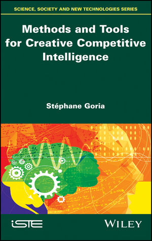 Methods and Tools for Creative Competitive Intelligence (1786301636) cover image