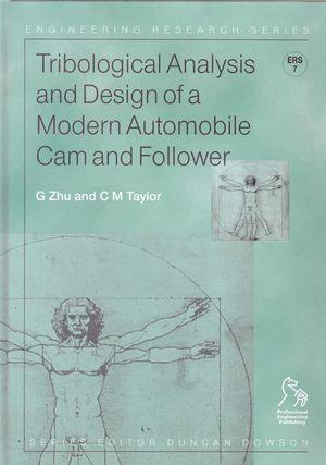 Tribological Analysis and Design of a Modern Automobile Cam and Follower