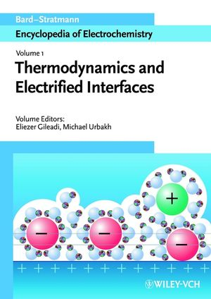 Thermodynamics and Electrified Interfaces (3527303936) cover image