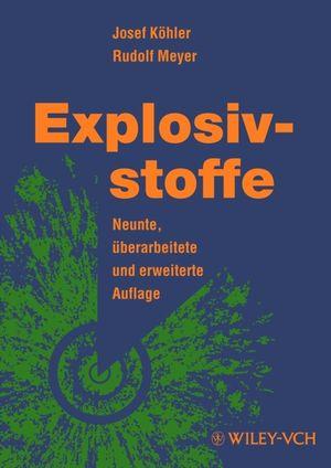Explosivstoffe, 9. Auflage