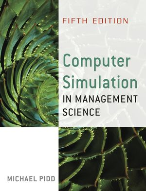 Computer Simulation in Management Science, 5th Edition (EHEP000936) cover image