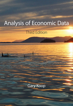 Analysis of Economic Data, 3rd Edition