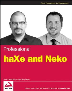 Professional haXe and Neko (0470122137) cover image