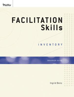 Facilitation Skills Inventory Observer Guide