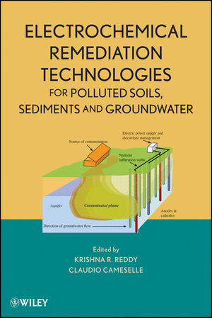 Electrochemical Remediation Technologies for Polluted Soils, Sediments and Groundwater (0470383437) cover image