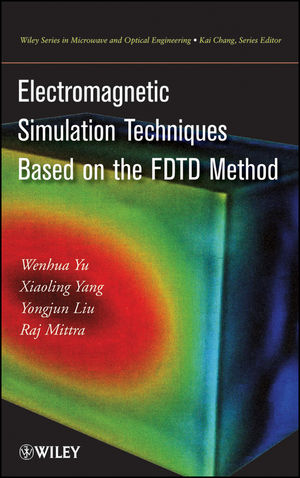 Electromagnetic Simulation Techniques Based on the FDTD Method  (0470502037) cover image