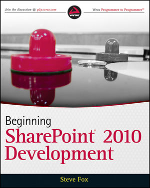 Beginning SharePoint 2010 Development (0470584637) cover image