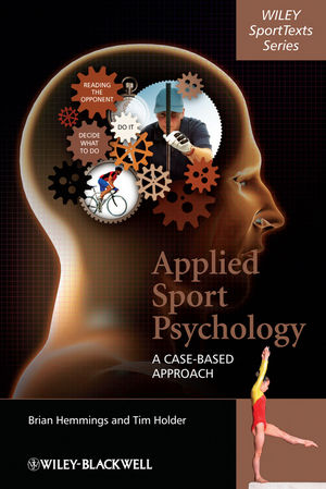 Applied Sport Psychology: A Case-Based Approach (0470725737) cover image