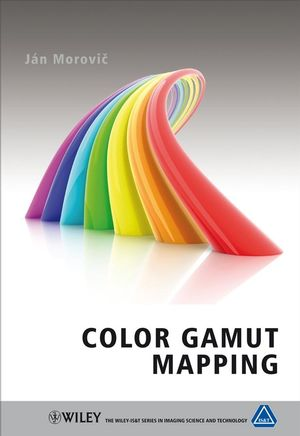 Color Gamut Mapping (0470758937) cover image