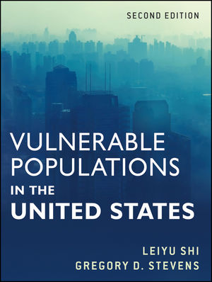 Vulnerable Populations in the United States, 2nd Edition (0470873337) cover image
