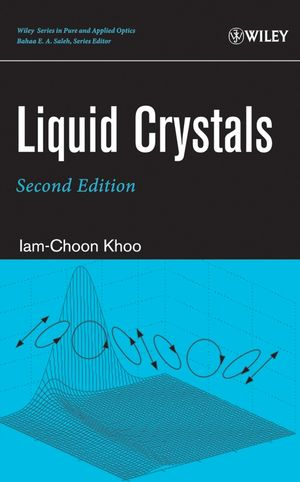 Liquid Crystals, 2nd Edition (0471751537) cover image