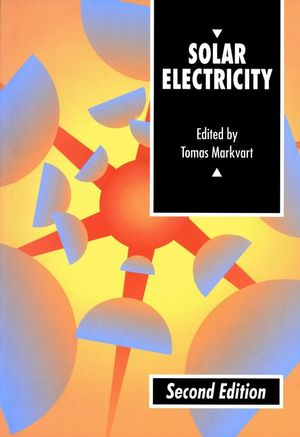 Solar Electricity, 2nd Edition (0471988537) cover image