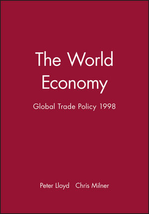 The World Economy, Global Trade Policy 1998