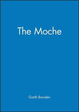 The Moche (0631218637) cover image