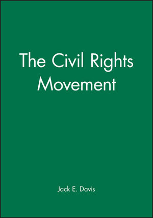 The Civil Rights Movement (0631220437) cover image