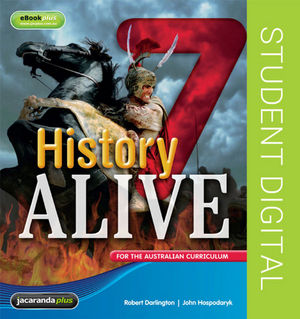 History Alive 7 for the Australian Curriculum eBookPLUS (Online Purchase)