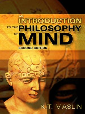 An Introduction to the Philosophy of Mind (0745640737) cover image
