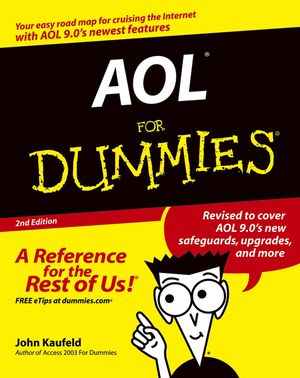 AOL For Dummies, 2nd Edition