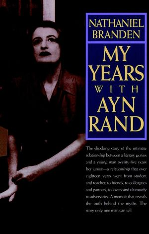 My Years with Ayn Rand (0787945137) cover image