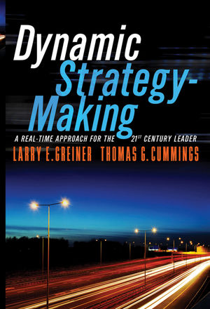 Dynamic Strategy-Making: A Real-Time Approach for the 21st Century Leader  (0787996637) cover image